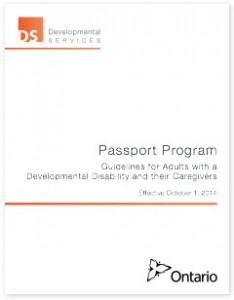 Passport Funding Guidelines